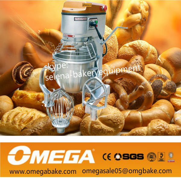 20L omega oem manufacturer professional cake mixer industrial food electric factory blender mixer