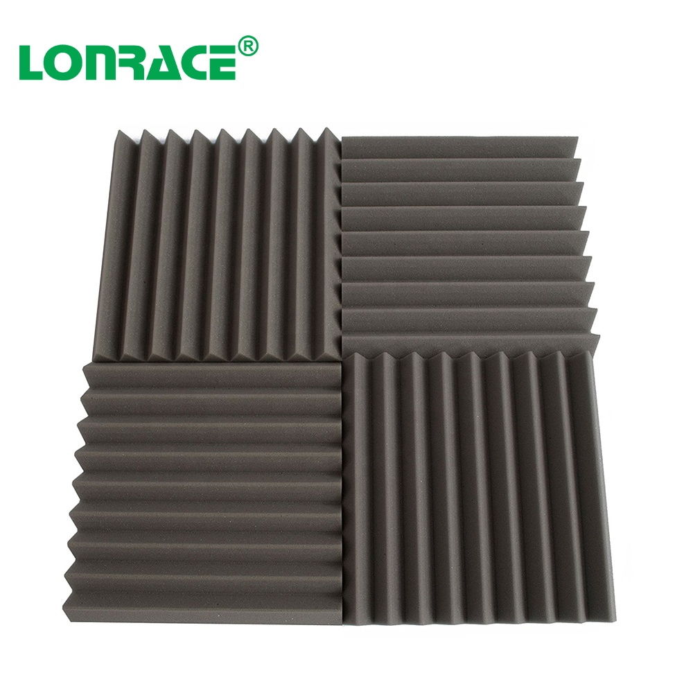 sound absorbing sponge 12x12 acoustic foam