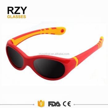 0d53bc8070 Muchachas lindas gafas de sol con TPEE marco irrompible y TAC lente  polarizada muestras gratis
