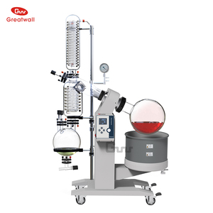 R1010 Lab Distillation Equipment 10L Rotary Vacuum Film Evaporator