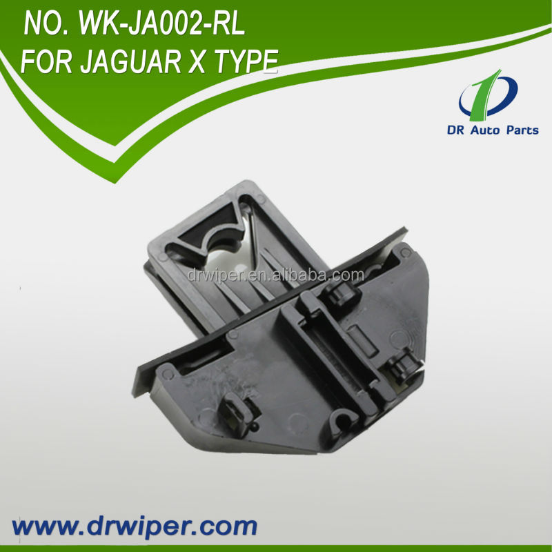 CAR PARTS FOR JAGUAR S TYPE WINDOW REGULATOR REPAIR CLIP REAR RIGHT 4/5 - Doors, rear left Cables clips Cog , Roller, Wires