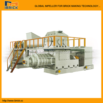 clay extruder machine