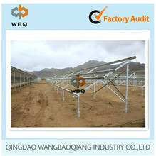 Hot sales Solar Mounting System with Ground Screw Anchor
