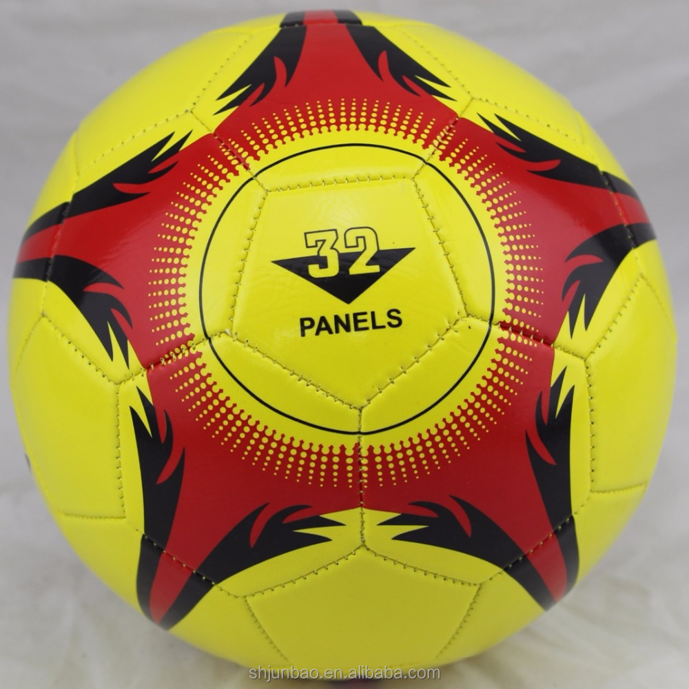 High Quality PVC Colorful Used Soccer Ball For Promotional