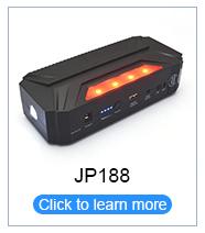 New multi functional lithium battery mini jump starter ALJP19C 16800mah jump starting a car battery power bank charger