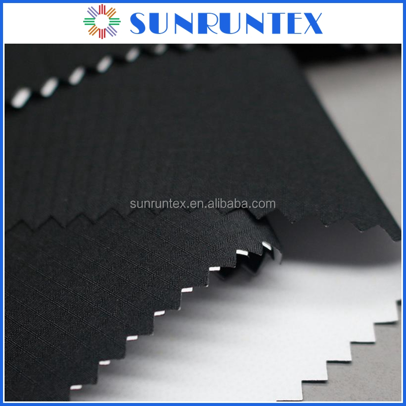 high quality waterproof breathable milky coated polyester fabric