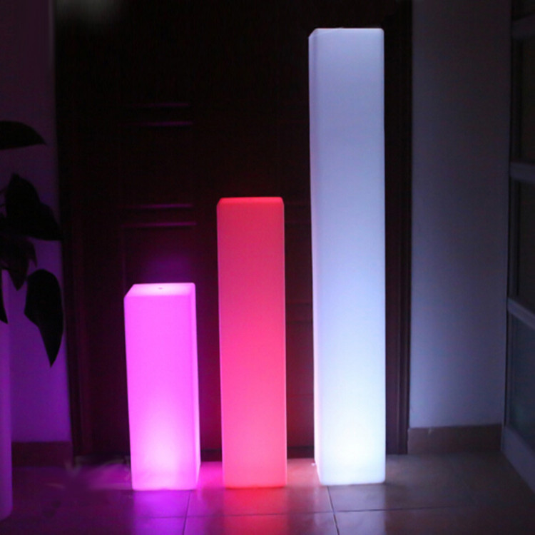 party outdoor led light hot sell RGB 16 color change plastic led light IP65 Garden decoration light