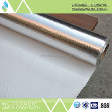 Aluminum foil thermal insulation pallet cover material