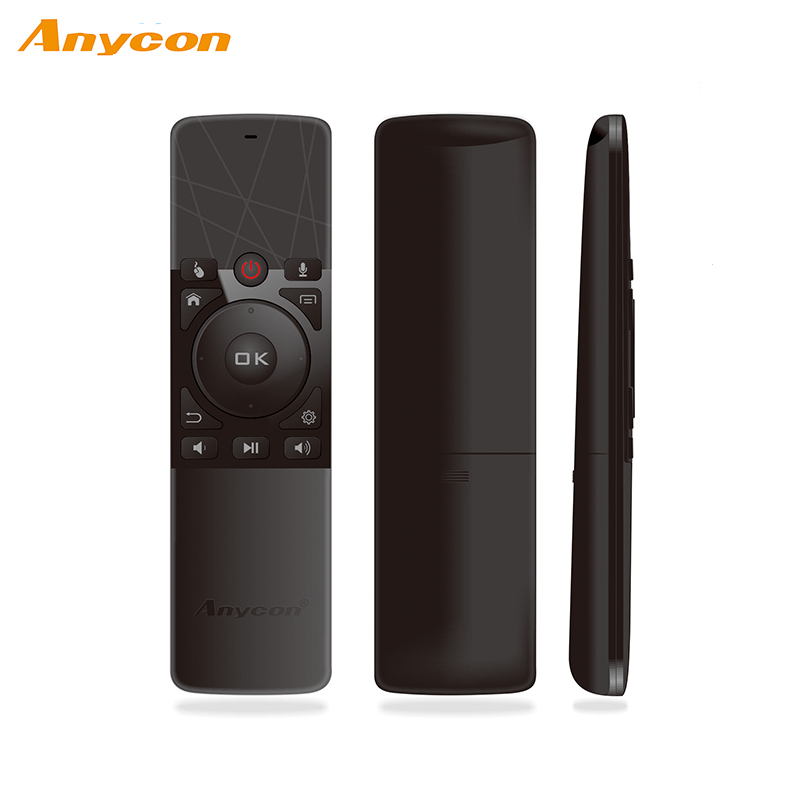 High quality smart black union aire remote control