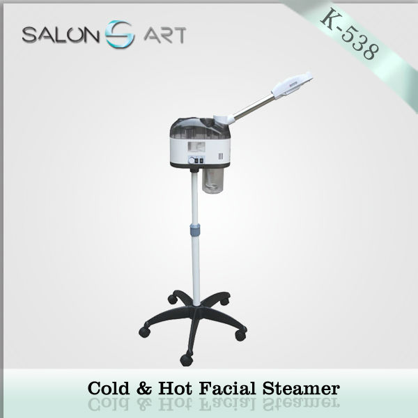 K-538 spa machines cold and hot facial steamer