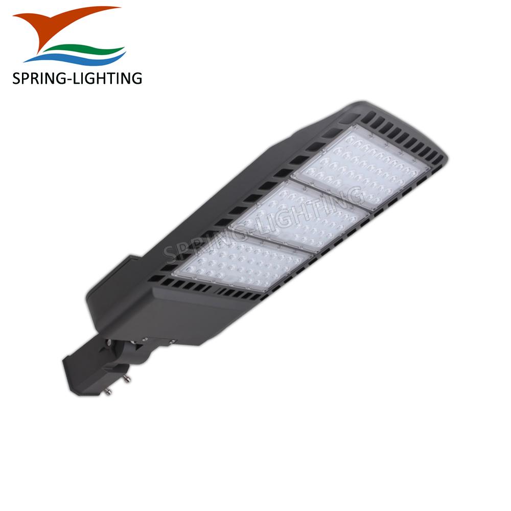 UL cUL DLC одобрил 100w 200w 300w Наружное светодиодное уличное освещение лампы для общественного освещения проезжей части