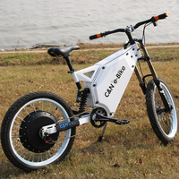 Popular Easy Rider 8000w Electric Bike for City Convenient