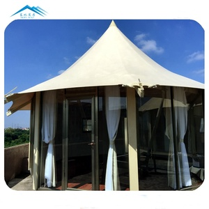 hot sell party hotel tent decoration yard tent arabian pagoda tent