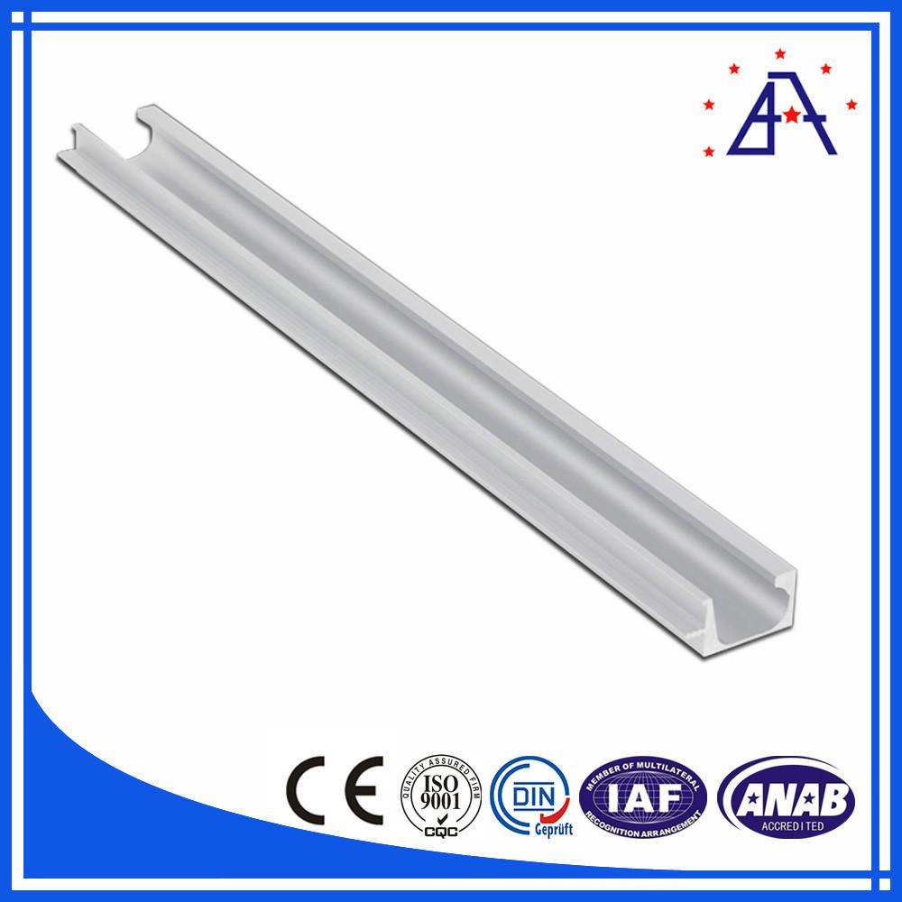 Perfil de aluminio para hacer puertas y ventanas perfiles - Perfil aluminio u ...
