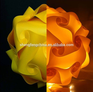 factory wholesale jigsaw lamp puzzle lamp iq lamp