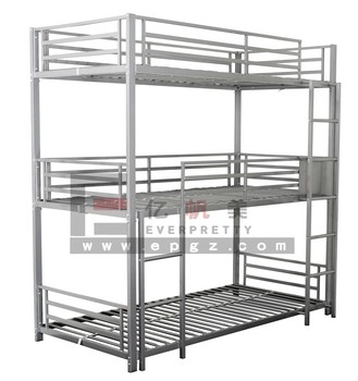 College Metal Frame Bunk Bed With Desk Lift Up Storage Bed Buy