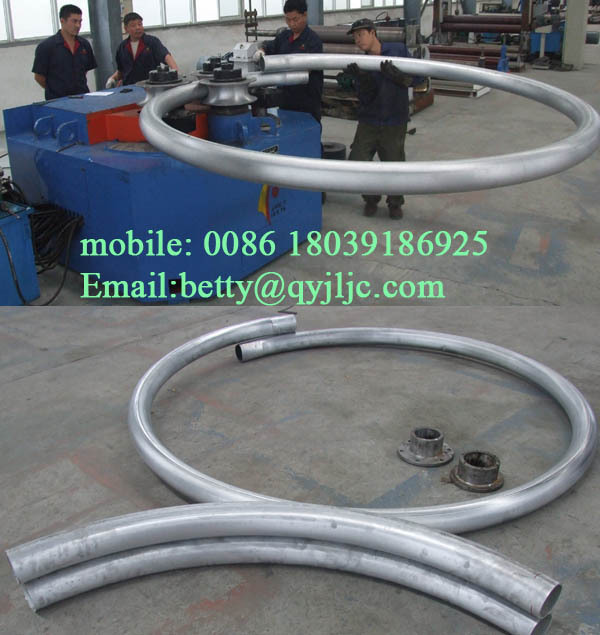 Stainless Steel Hydraulic Pipe Bender : W s stainless steel pipe bending machine tube bender