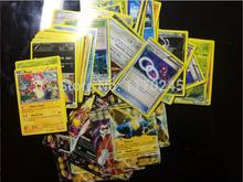 Wholesale 324 pcs lot English Pokemon Playing Cards Poker Card Trading Card EX card Pokemon Toys