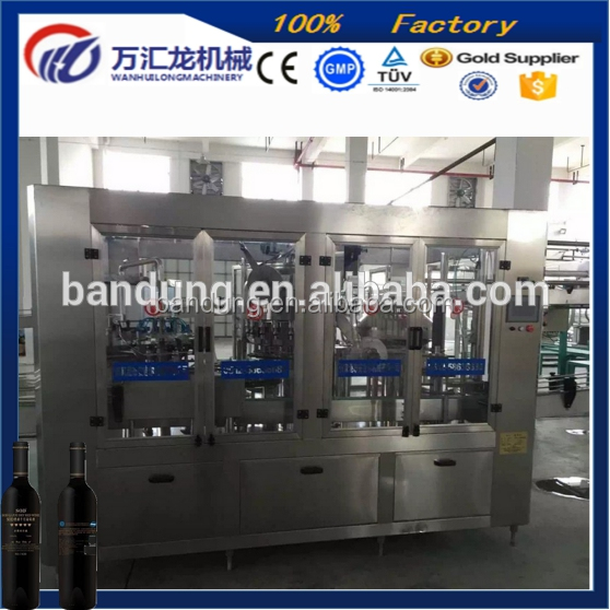 Customized durable liquid Mineral water plant machinery