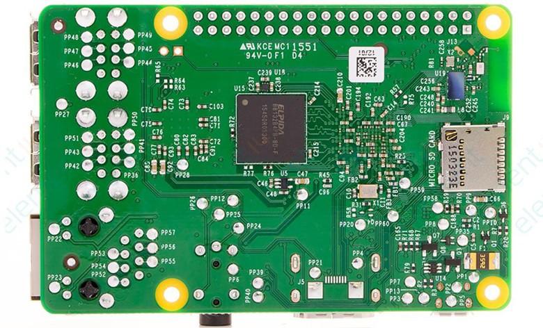 Smartbes Hot Sale Original Raspberry Pi 3 Model B ARM Cortex-A53 1.2GH Raspberry Pi 3 1GB