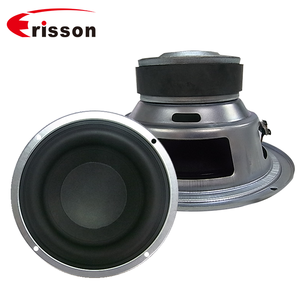 Customize LOGO Car Speaker 6.5 Inch Big Subwoofers Speakers For Portable Subwoofer