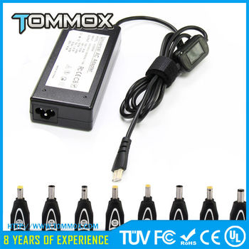 Tommox Laptop Charger Ersatz für D / für HP / für Acer Laptop AC Adapter