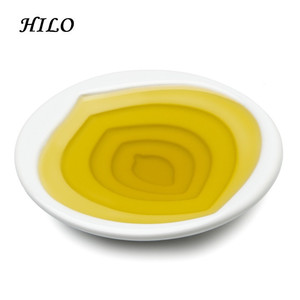 Ceramic tiered olive oil dipping dish