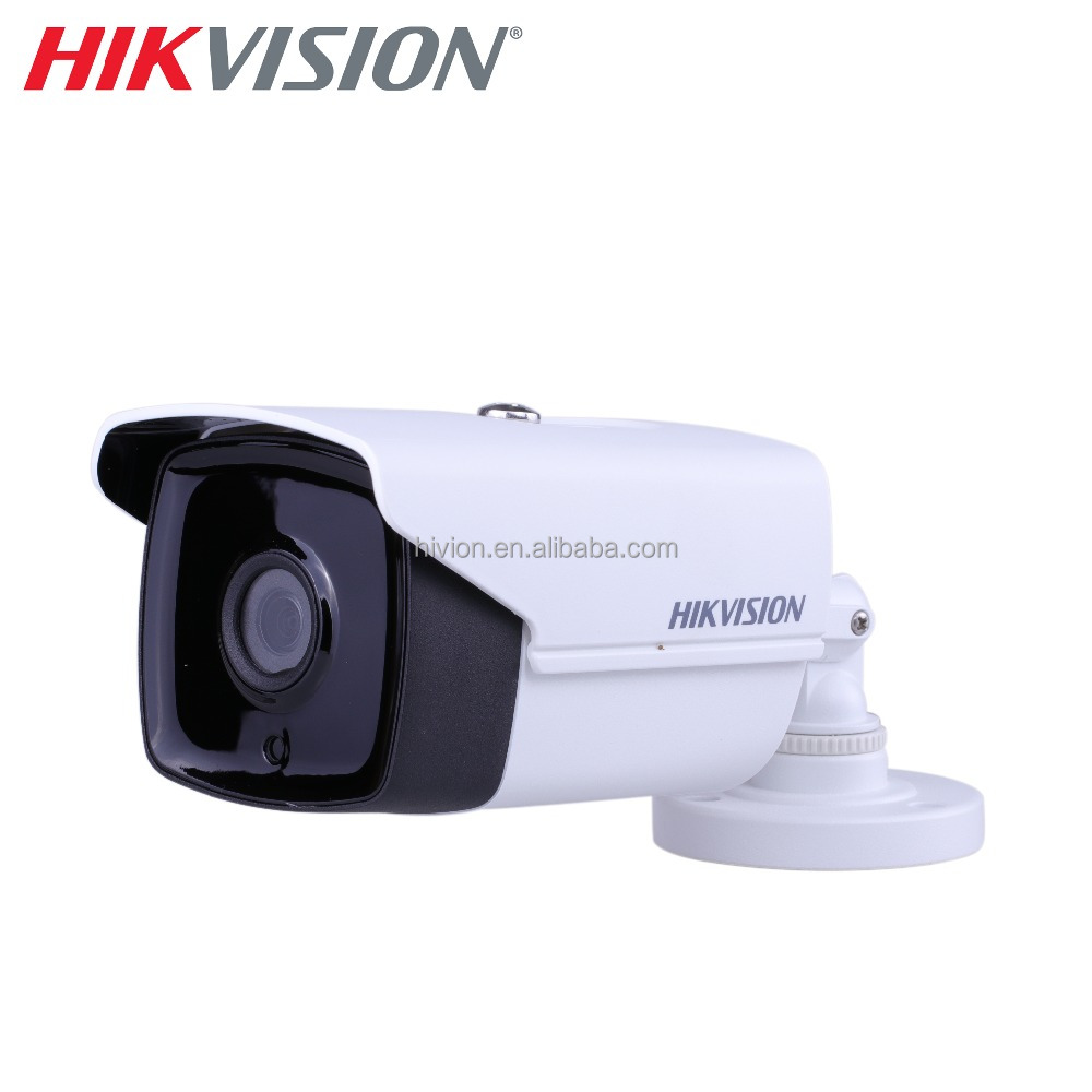 Hikvision 5MP CCTV Camera DS-2CE16H1T-IT5 night vision outdoor bullet camera with IR 80m