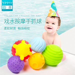 Funny 2019 factory baby teething toy with different color and best price hot sale