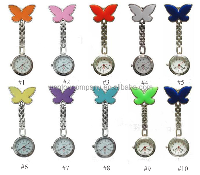 Wholesale Promotion Mechanical Nurse Watches Pocket Doctor Watches