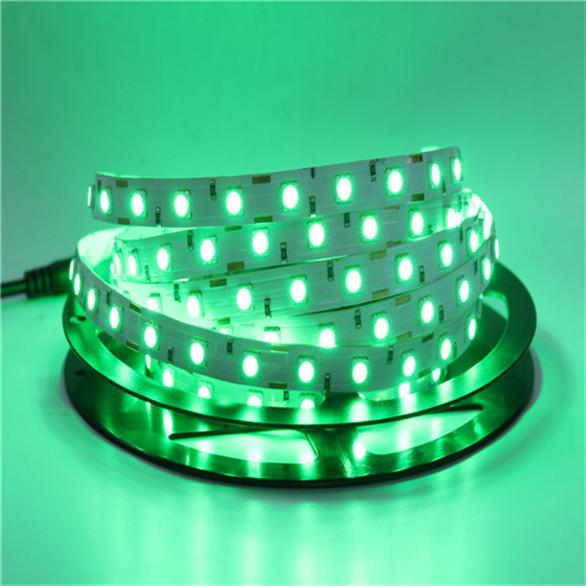 Rgb 5050 300 Led Strip Light With Ce 12v 24v 5m/roll Pu Glue Ip 65 ...