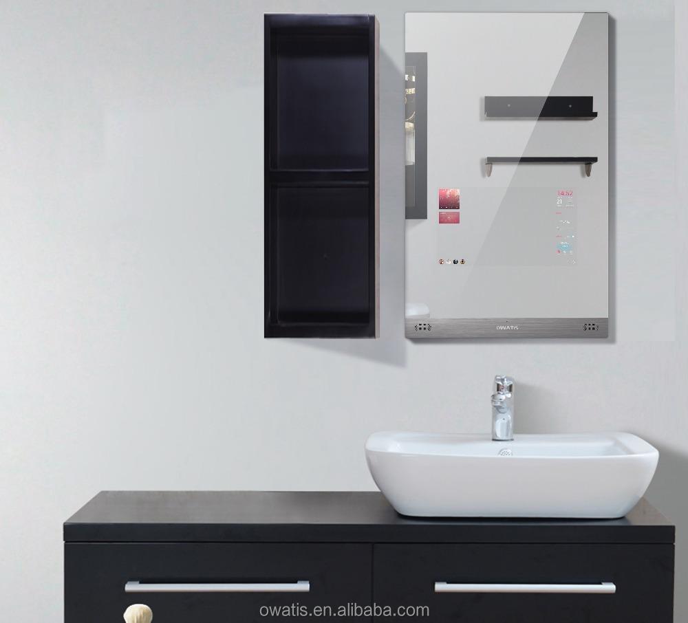 Android Smart Bathroom Full Hd Tv Mirror, Android Smart Bathroom ...