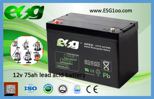 Maintenance-free Newly durable 12v 100ah ups battery new inventions in china