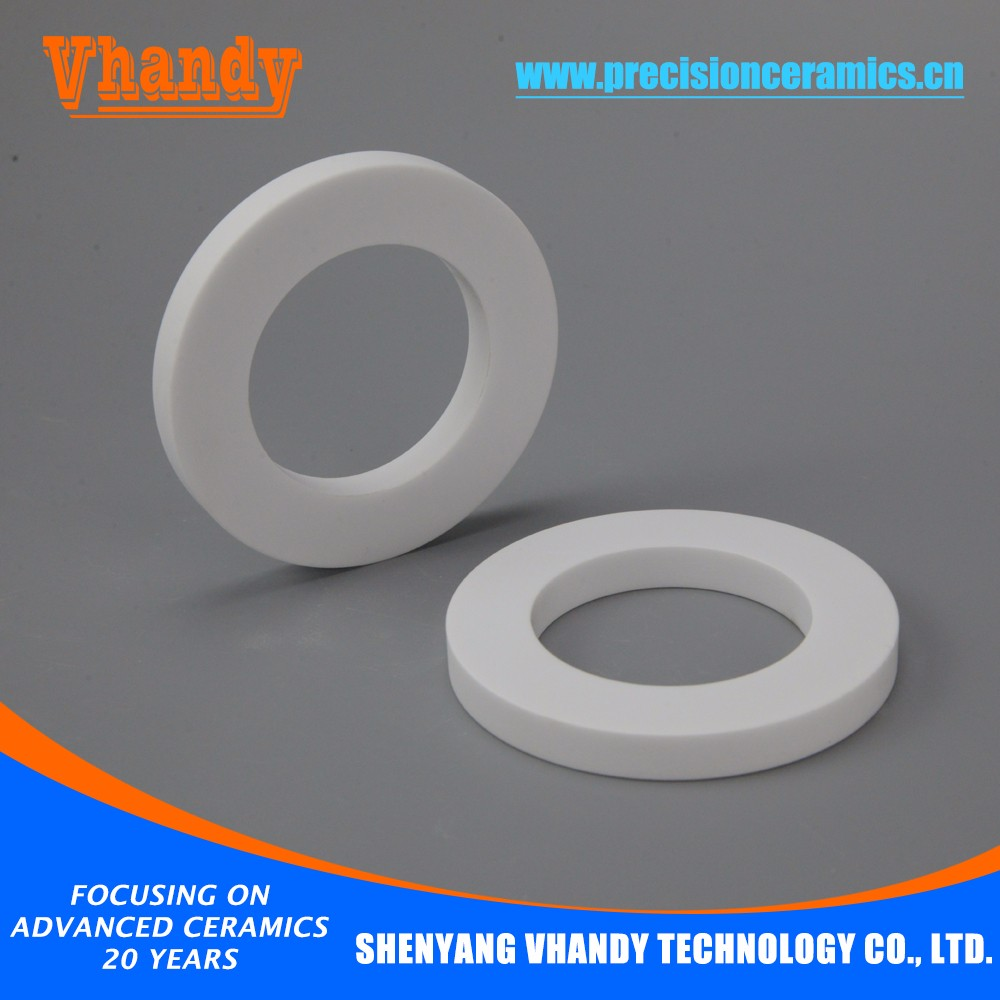 VHANDY raschig ring 95% 99 alumina al2o3 ceramic ring in stock