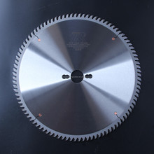 cutting smoother TCT circular freud saw blade for wood working