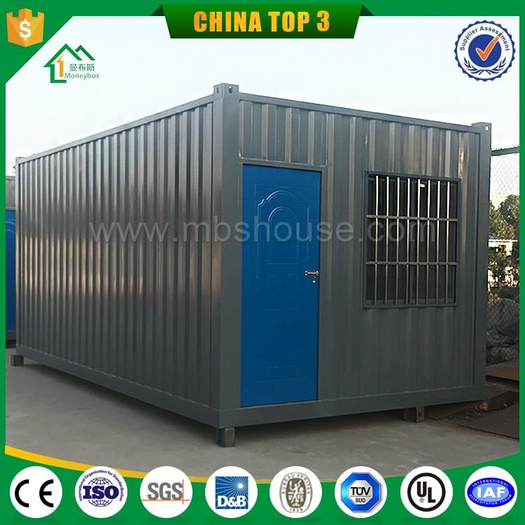 Maison en conteneur prix container maison 1 container for Container occasion pour habitation