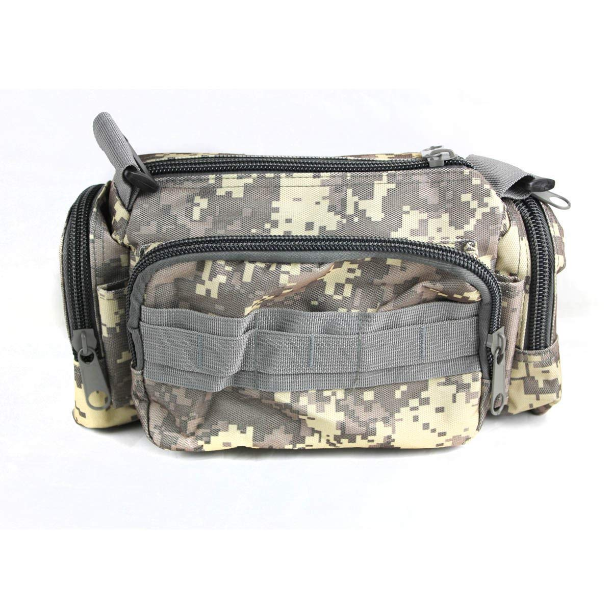 OLSUS Multifunctional Canvas Package Tactical Backpacks - ACU Camouflage