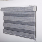 Lowest price wholesale fashion dual zebra roller blinds fabric