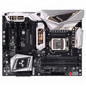 COLORFUL Intel iGame Z370-X RNG Edition V20 Motherboard with 4 DIMM slots  Desktop Motherboard