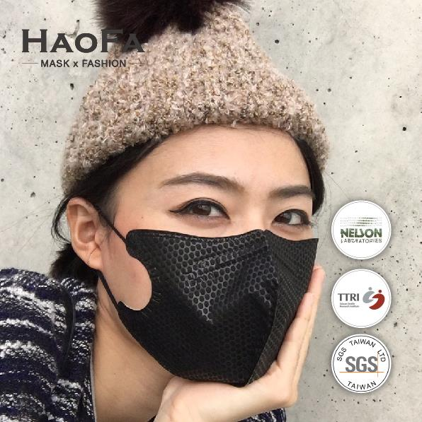 New product 2017 anti smog, 3d folding dust mask