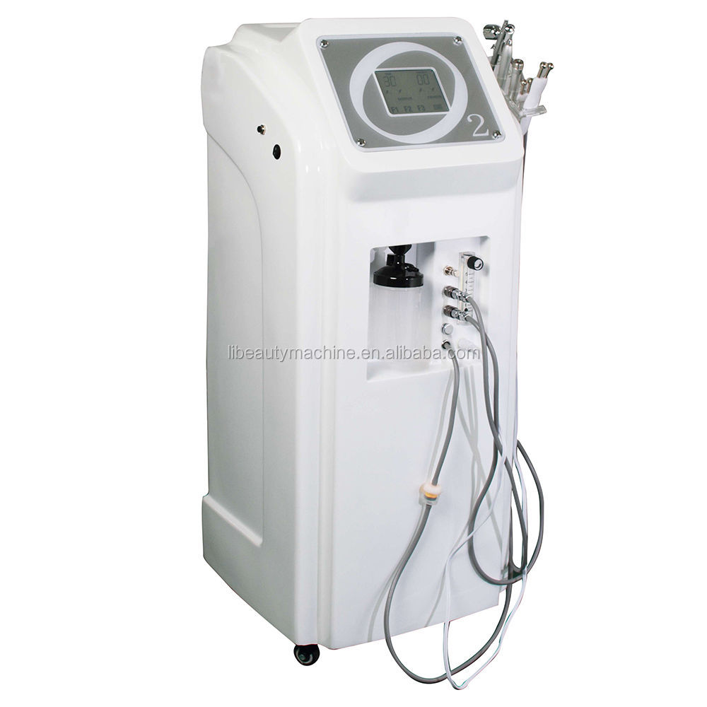 Almighty oxygen jet therapy equipment oxygen inject machine