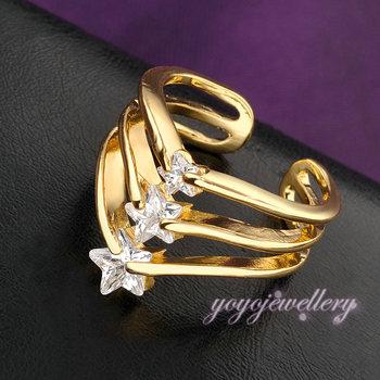 Wholesale Saudi Gold Jewelry Dubai La s Finger Gold Ring Design