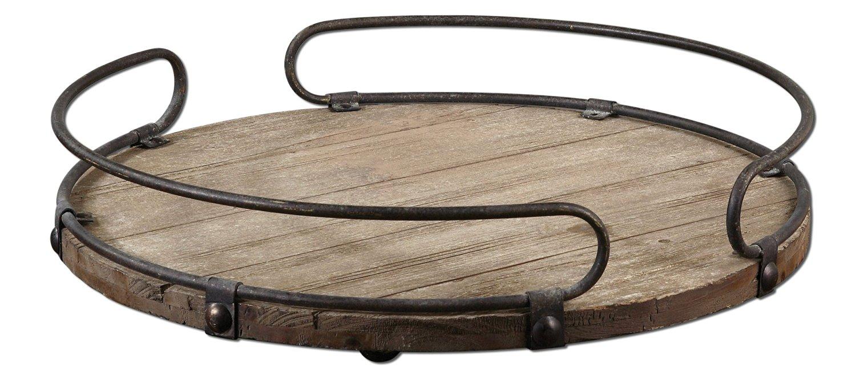 Natural Wood Acela Tray Model-19727