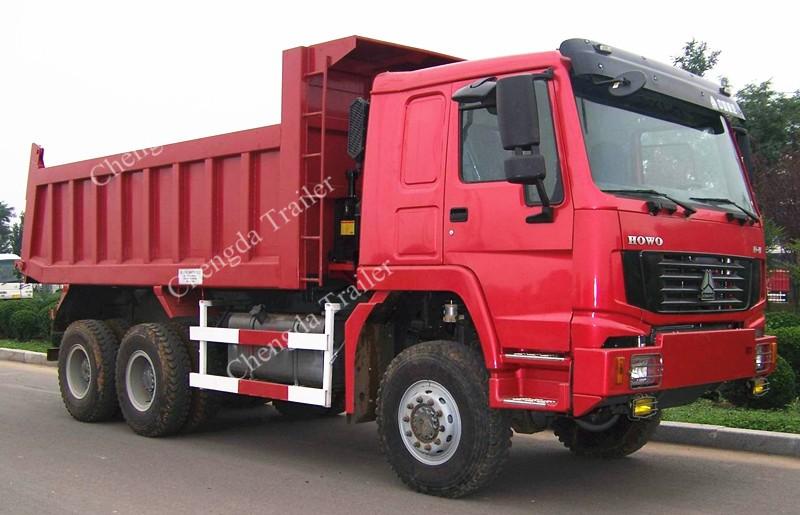 White SINOTRUK 371HP Prime Mover Truck 10 Tyre Howo