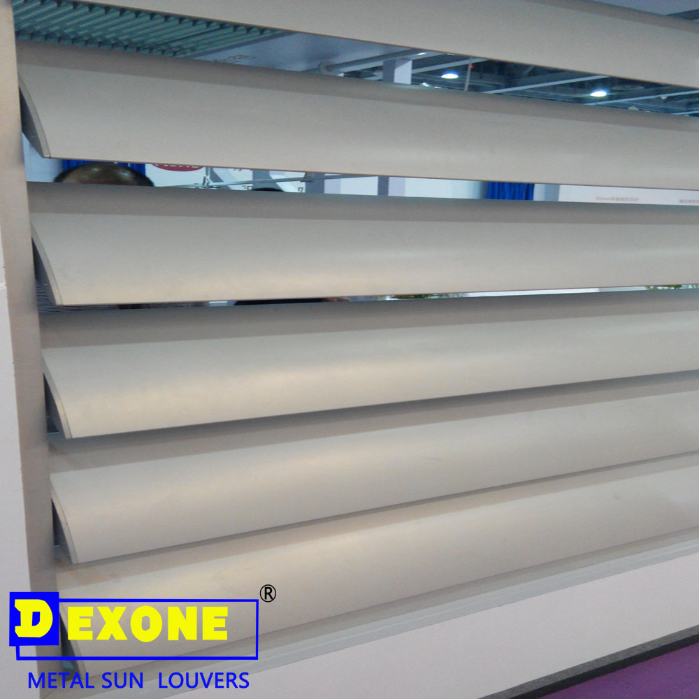 Aluminum Louver Panels For Decoration
