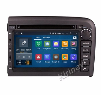 Kirinavi Wc-vl7061 Android 5 1 Car Dvd For Volvo S80 Car Radio Gps  Navigation System Wifi 3g Bluetooth Hd Video Player - Buy Car Dvd For Volvo  S80,For