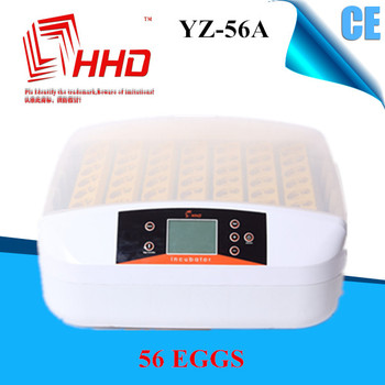 Automatique 56 oeuf incubateur prix inde avec rotation automatique plateau  à oeufs couveuse automatique 4dd011304ca8