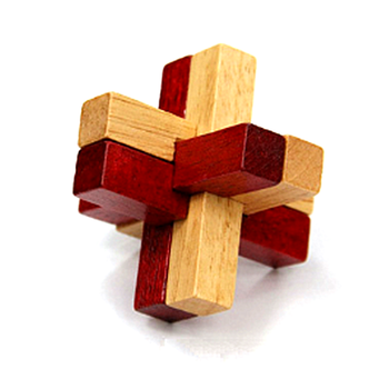 Wooden Puzzle Solutions