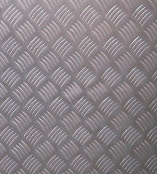 Five Bar Aluminum Sheet / Treadplate(embossed,Stucco Sheet)