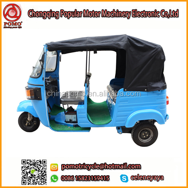 Popular Passenger Motorcycle Jackets With Protective Gear,Electric Trike Bike,Auto Rickshaw Model
